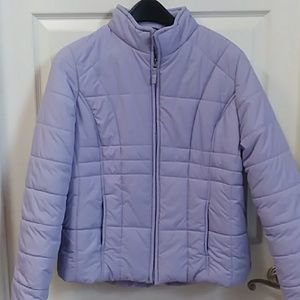Ladies Puffer Jacket size L
